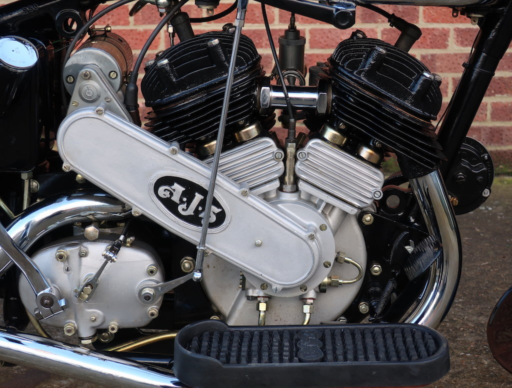 1939 AJS Model A2 For Sale (picture 3 of 6)