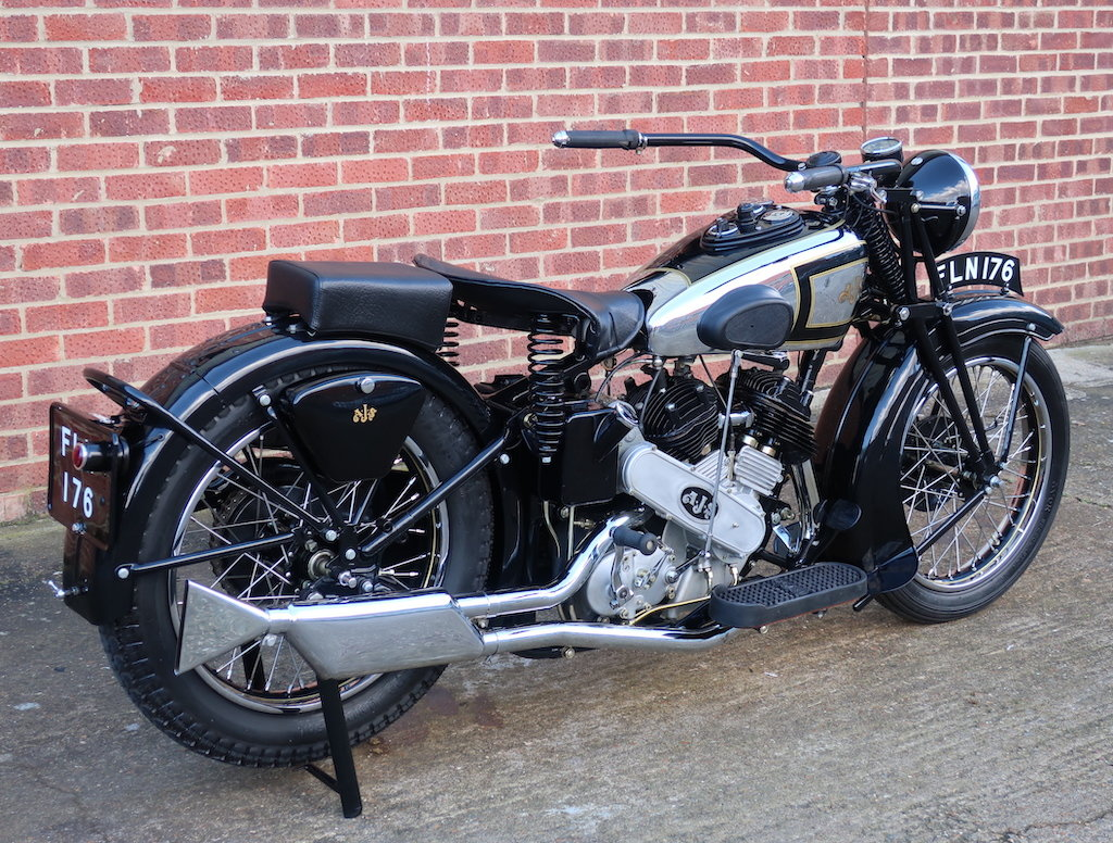 1939 AJS Model A2 For Sale (picture 4 of 6)