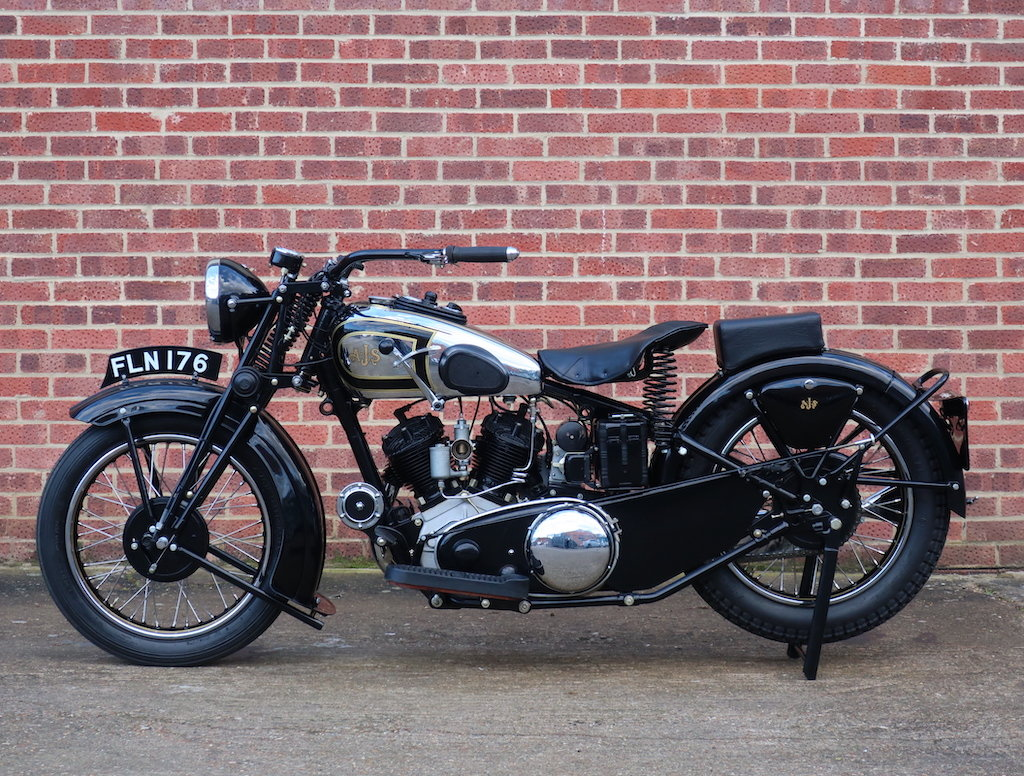 1939 AJS Model A2 For Sale (picture 5 of 6)