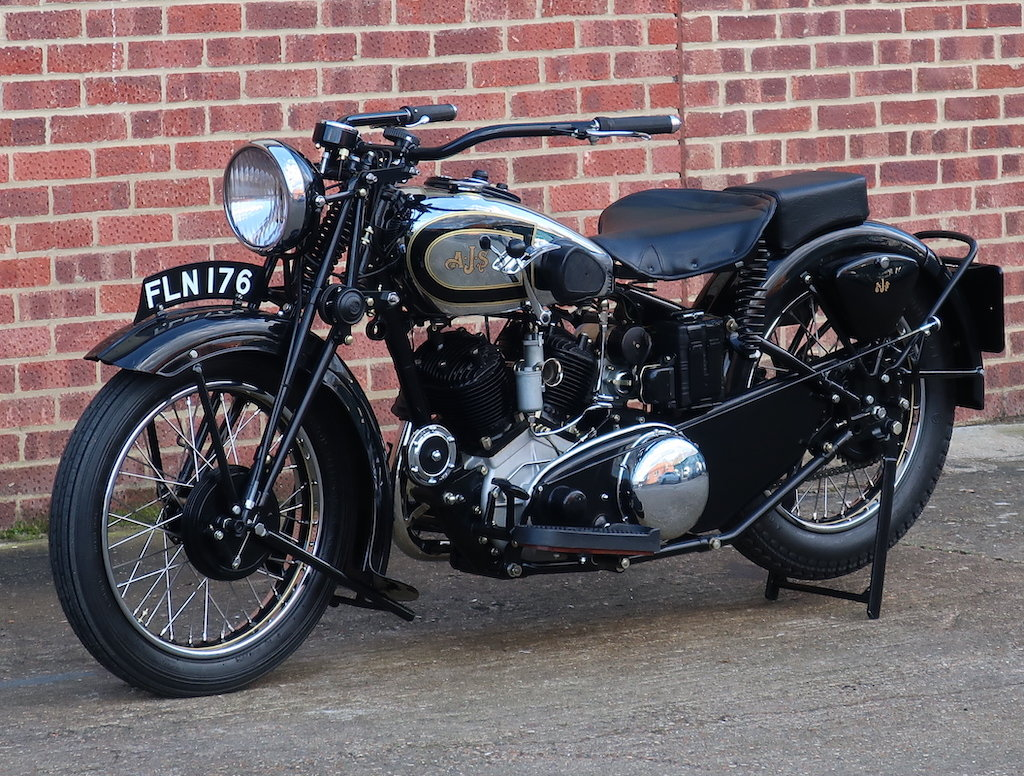 1939 AJS Model A2 For Sale (picture 6 of 6)