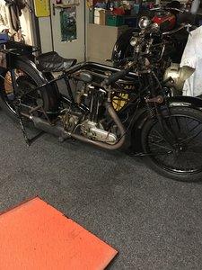 AJS 500 OHV 1926