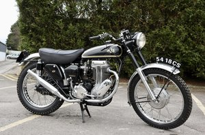 AJS 18 CS 500cc 1954 Competition Restored £8650