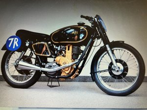 1950 AJS 7R - 06/05/20 SOLD by Auction