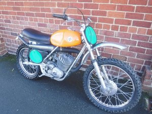 1971 AJS 250 Scrambler For Sale by Auction