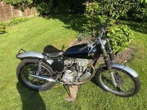 1961 AJS 350 16c Trials