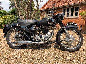 1953 AJS 497cc
