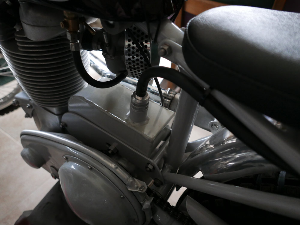 1964 AJS 410cc Trials Special For Sale (picture 3 of 6)