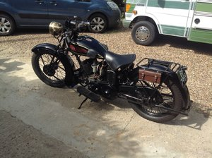 Picture of 1930 Ajs r2 v Twin, sidevalve, 996cc,
