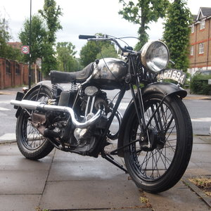 Picture of AJS 250 Twinport 1935 Hand Gears, RESERVED FOR JEFF. SOLD