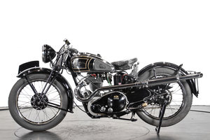 Picture of AJS - 350 - 1938 For Sale