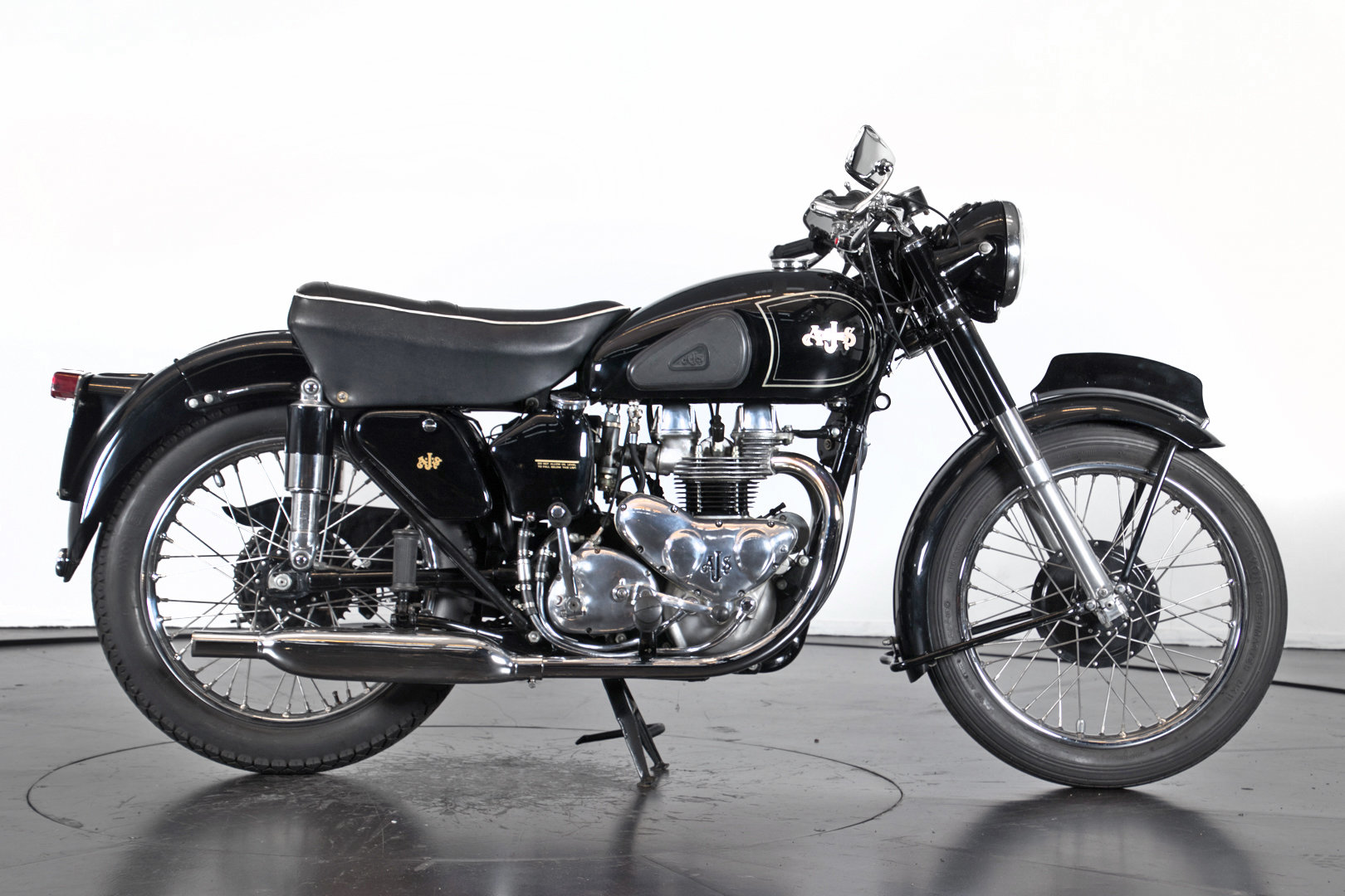 AJS - 500 - 1952 For Sale (picture 2 of 6)
