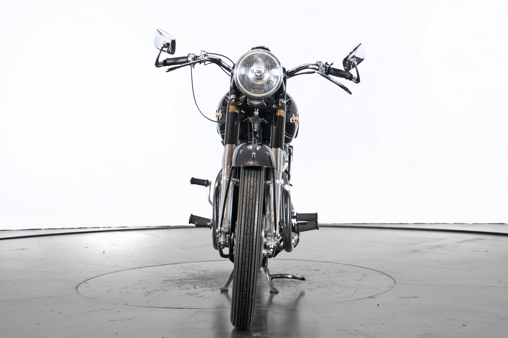 AJS - 500 - 1952 For Sale (picture 3 of 6)