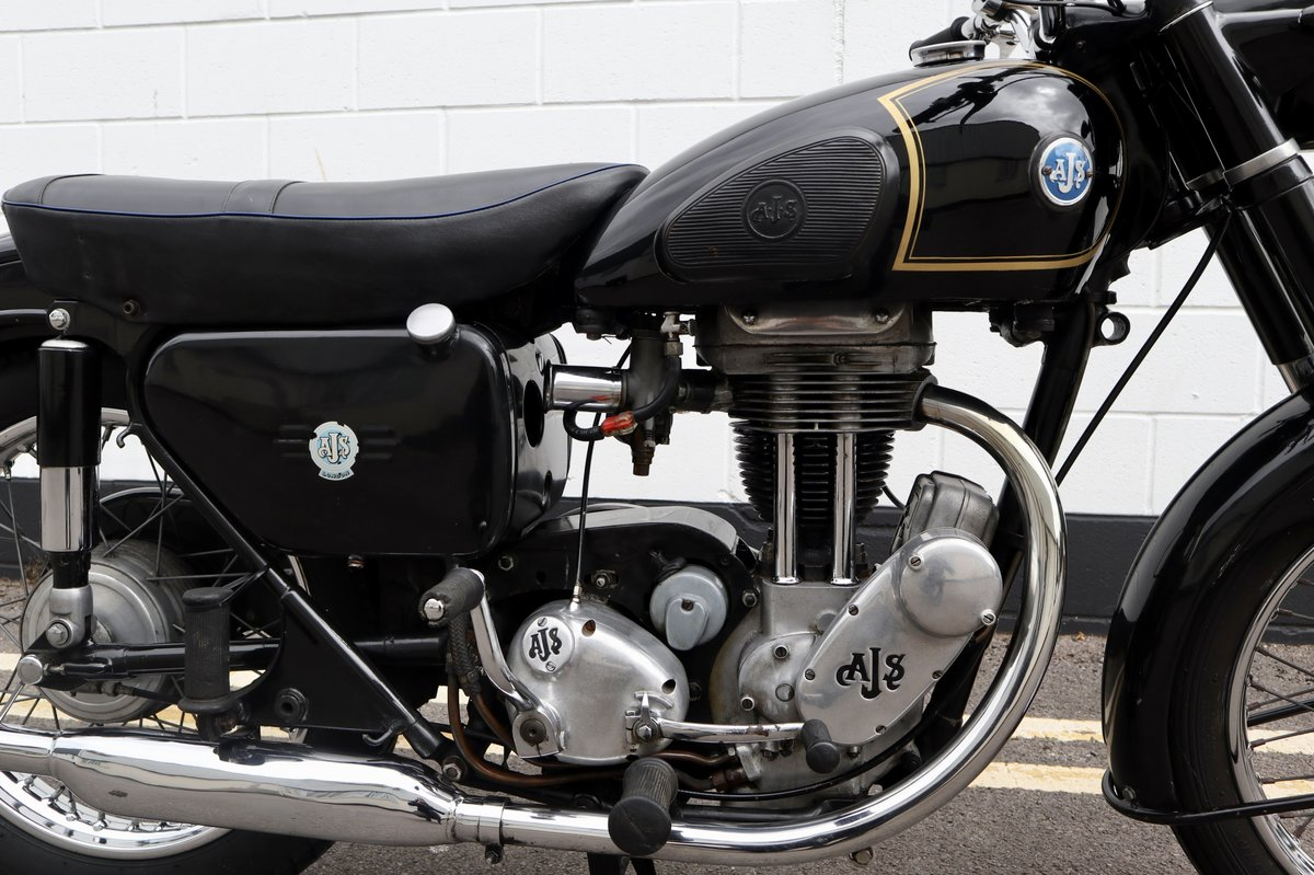 1957 AJS 16MS 350cc  For Sale (picture 3 of 6)