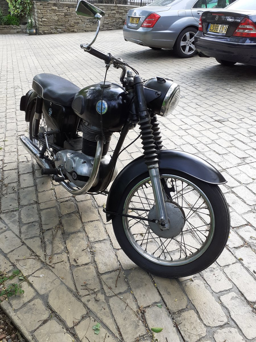 1959 Ajs 350cc For Sale