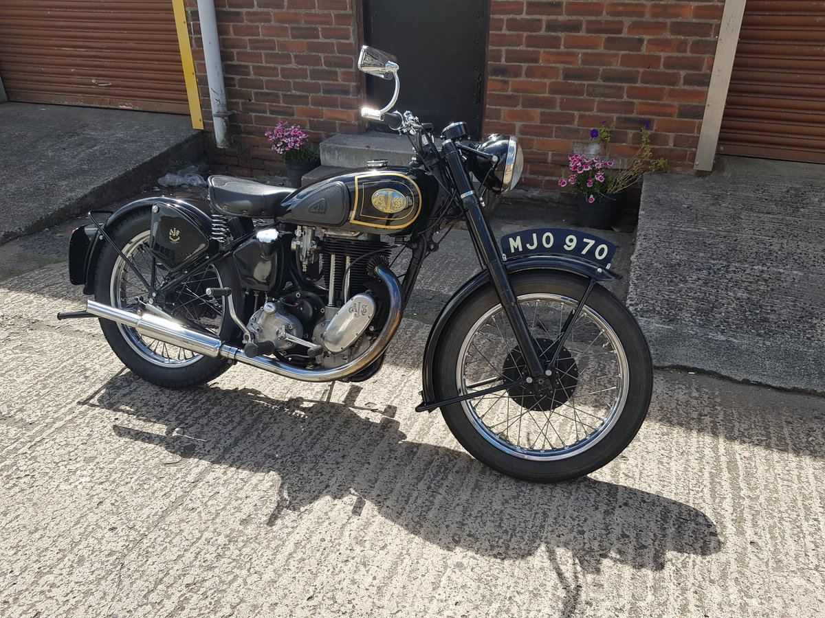 1948 AJS 500 single  For Sale (picture 1 of 6)