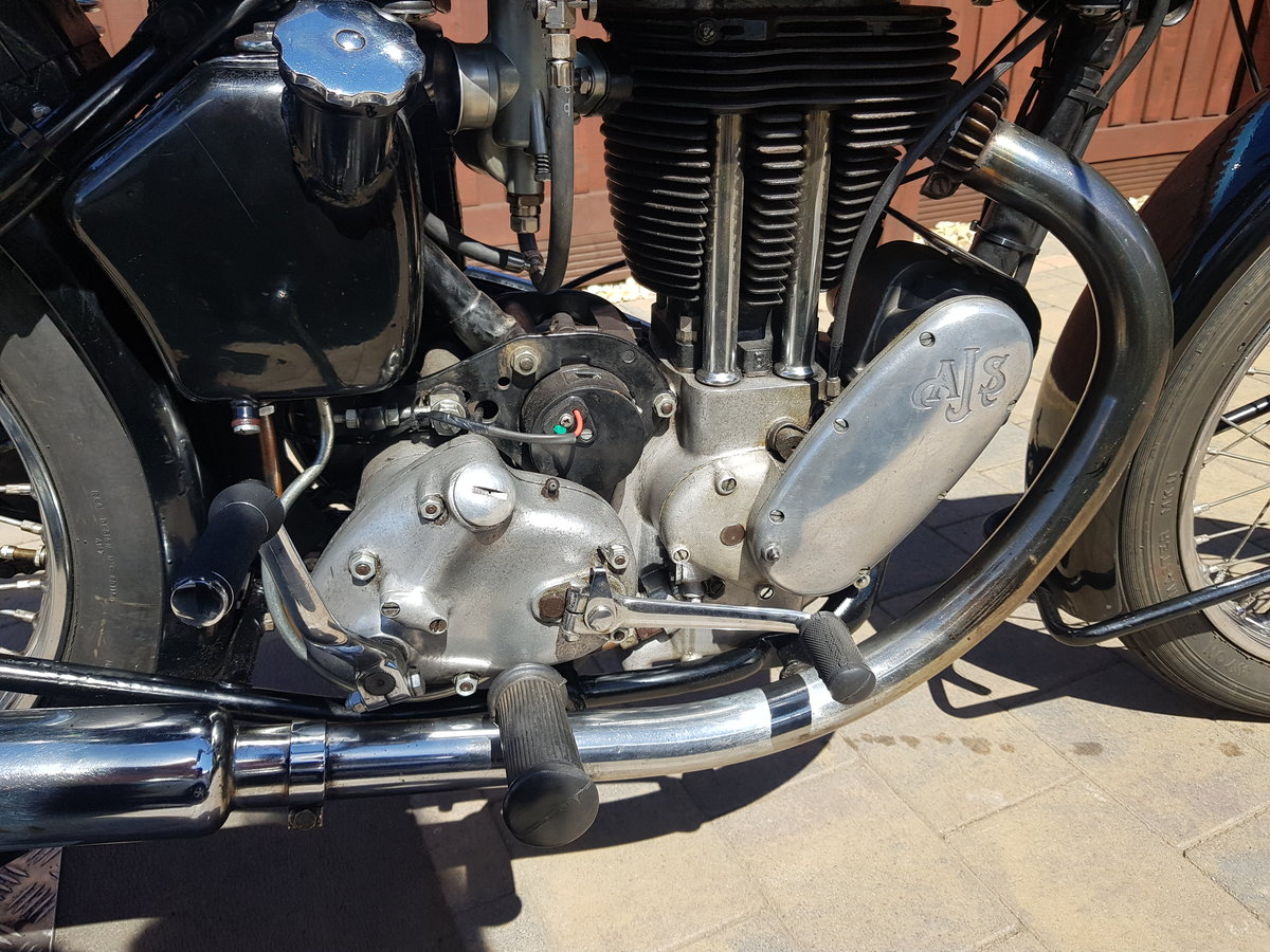 1948 AJS 500 single  For Sale (picture 4 of 6)
