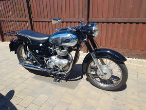 Picture of 1959 AJS Model 31 Deluxe 650 SOLD
