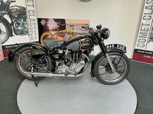 Picture of 1948 AJS model  350cc For Sale