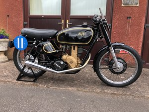 1949 AJS 7R For Sale by Auction