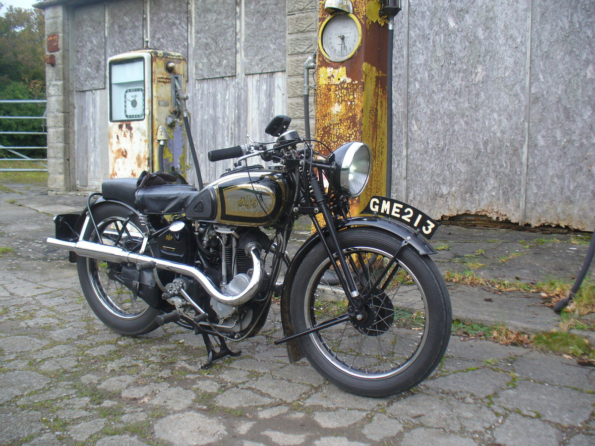 1937 AJS Model 26 Twin Port For Sale (picture 3 of 6)