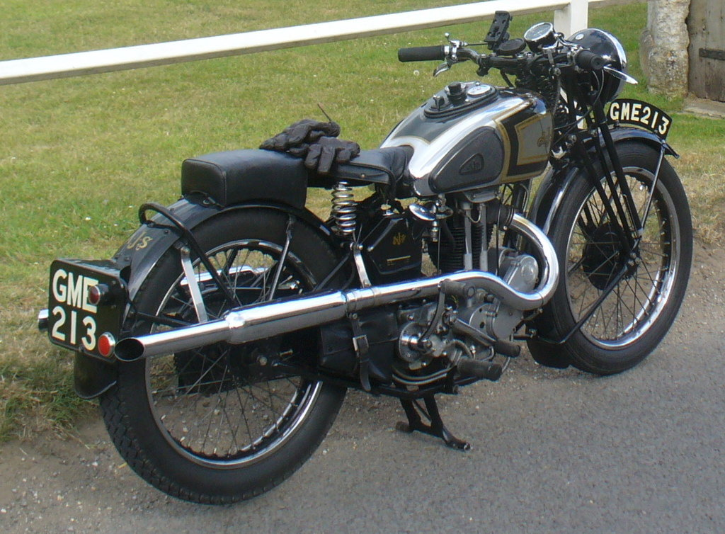 1937 AJS Model 26 Twin Port For Sale (picture 4 of 6)