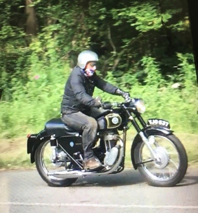 1956 stunning ajs 18s 500cc thumper For Sale (picture 4 of 5)