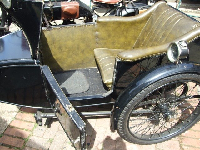 1923 AJS D1 Combination For Sale (picture 6 of 6)