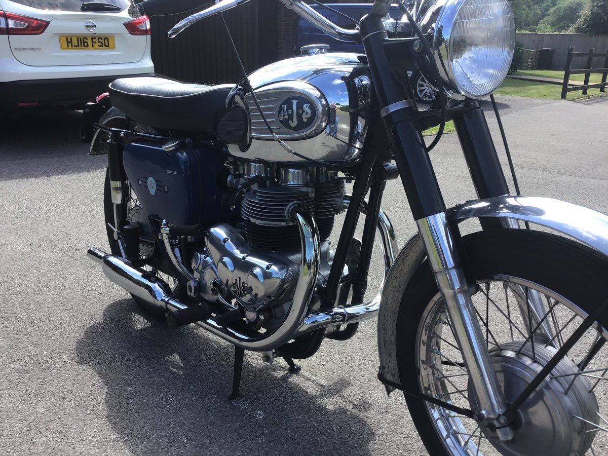 1963 AJS 31csr  For Sale (picture 5 of 5)