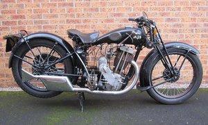 1930 AJS 349CC MODEL R6 (LOT 360)