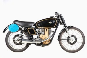 C.1950 AJS 7R 350CC RACING MOTORCYCLE (LOT 630) For Sale by Auction
