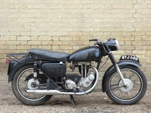 1957 AJS 16MS 350cc