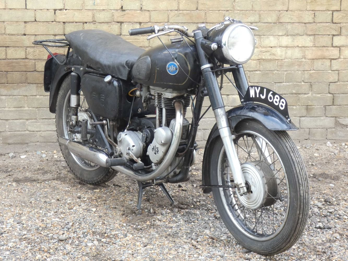 1957 AJS 16MS 350cc For Sale (picture 6 of 6)