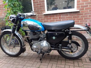 Picture of Lot 223 - 1958 AJS Model 30 - 27/08/2020 SOLD by Auction