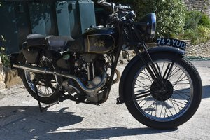Picture of Lot 256 - 1938 AJS Model 38/22 - 27/08/2020 SOLD by Auction