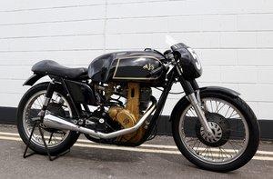 1956 AJS 7R 350cc ( Boy Racer ) - Rare Classic Racing Motorc