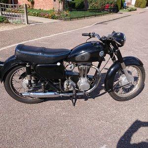 AJS 350cc 16M