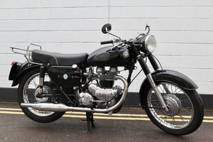 1962 AJS Model 31 650cc - A Superb Example !