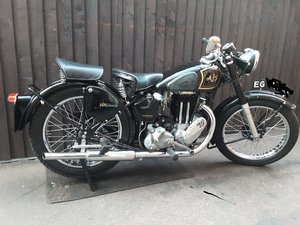AJS Model 18 1947