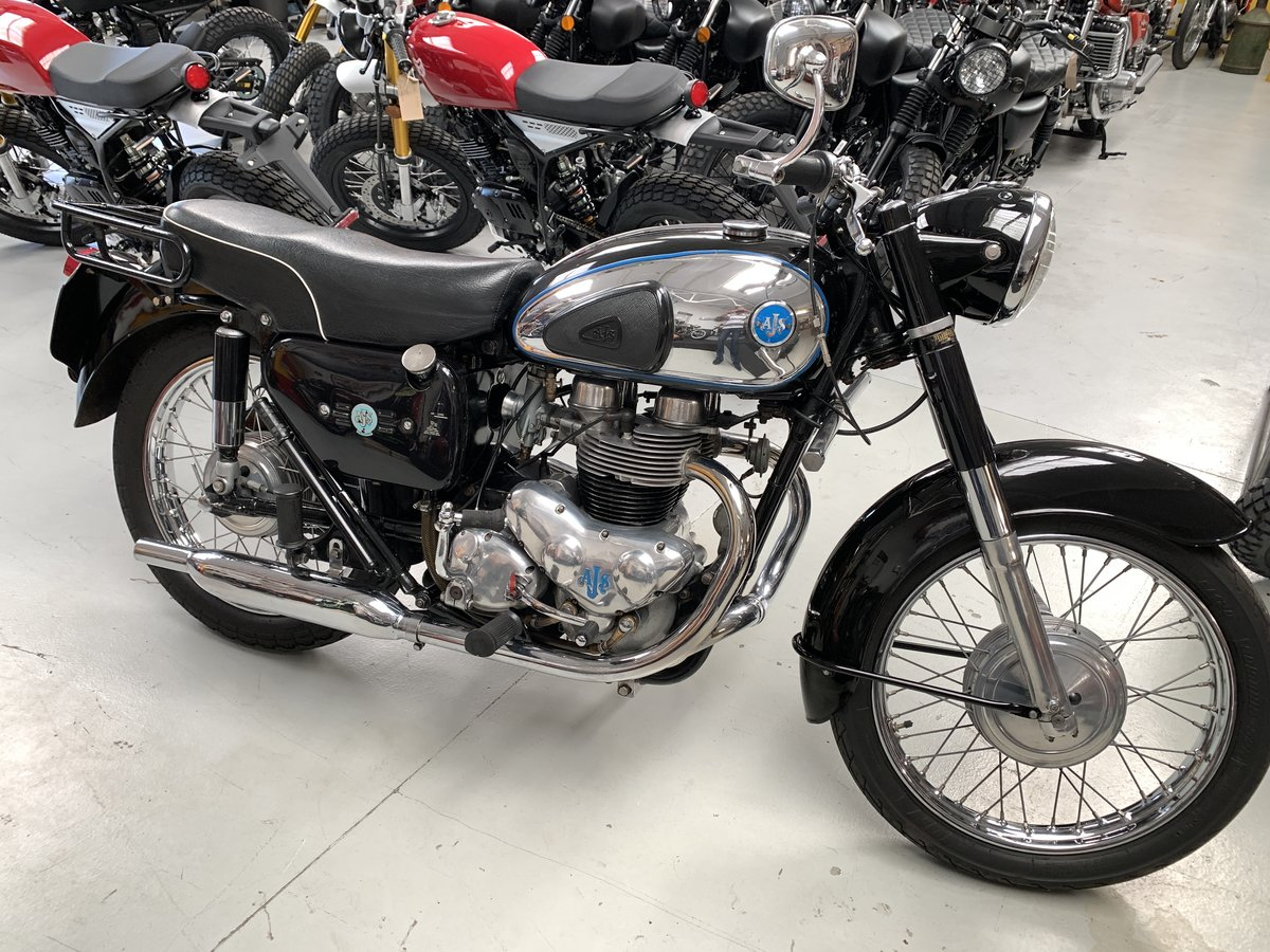 1960 AJS 650 For Sale (picture 3 of 6)