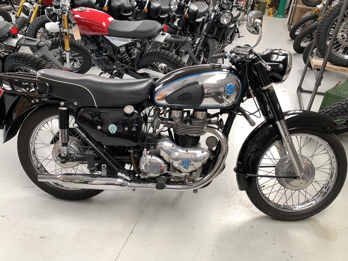 1960 AJS 650 For Sale (picture 4 of 6)