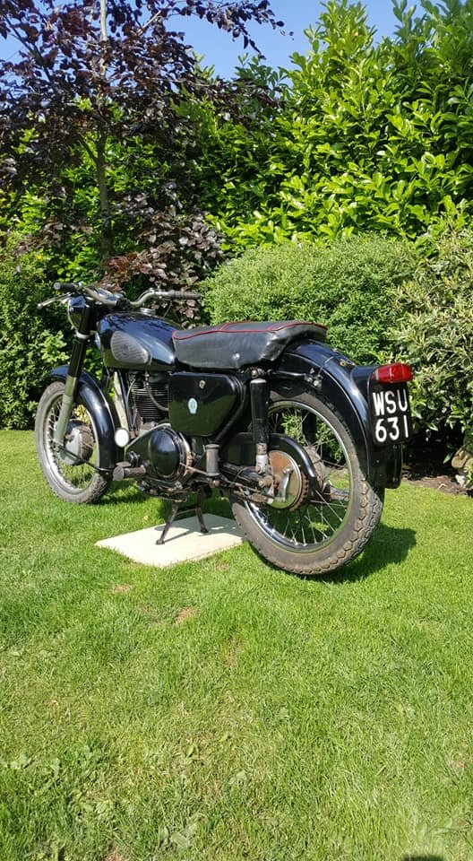 1957 Untouched and original 350 For Sale (picture 5 of 6)