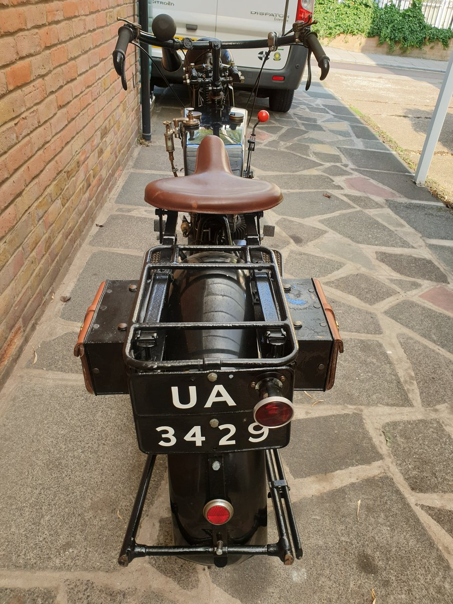 1924 AJS Model D For Sale (picture 3 of 6)