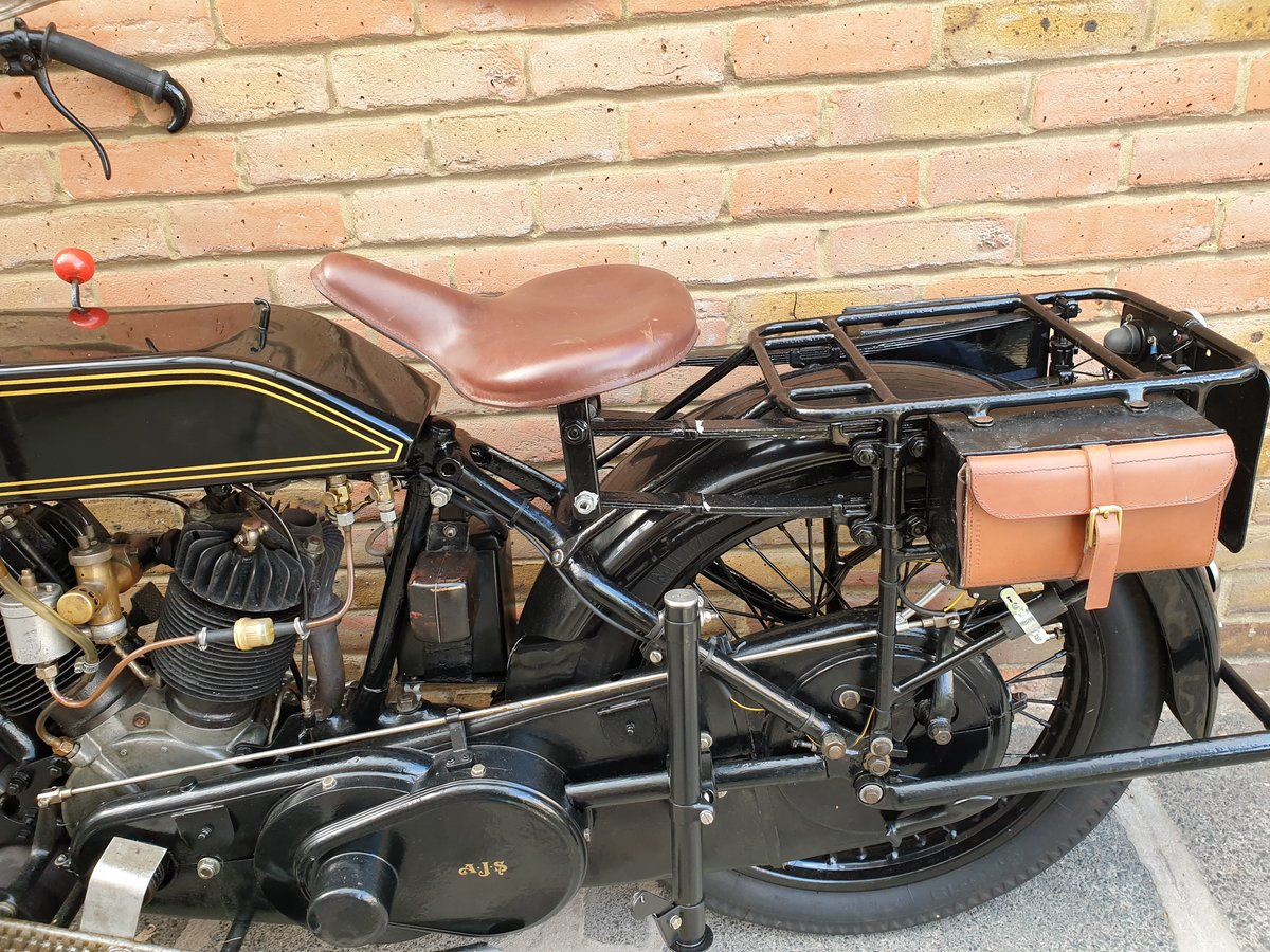 1924 AJS Model D For Sale (picture 6 of 6)