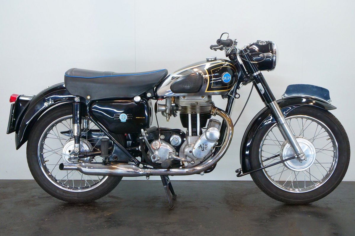 AJS 18S 1957 500cc 1 cyl ohv For Sale (picture 1 of 6)