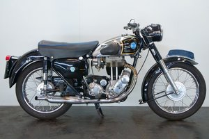 AJS 18S 1957 500cc 1 cyl ohv
