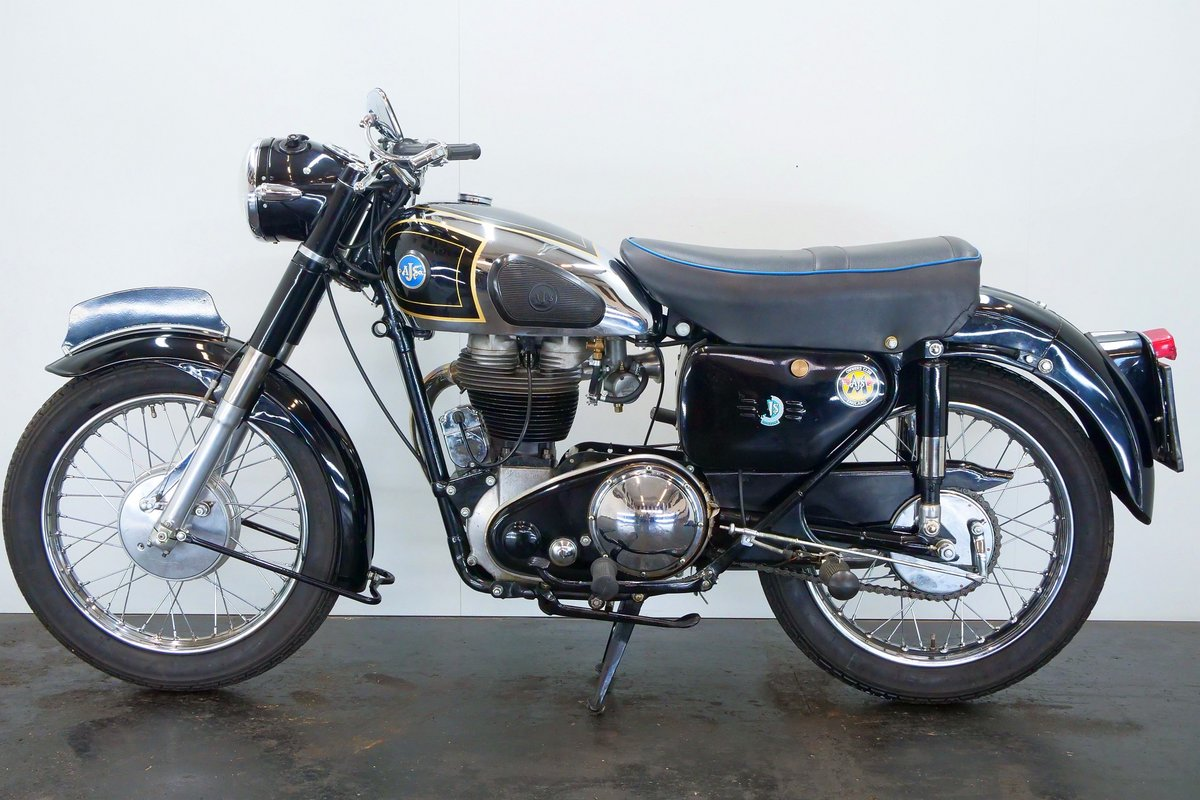 AJS 18S 1957 500cc 1 cyl ohv For Sale (picture 2 of 6)