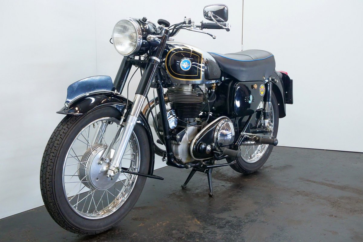 AJS 18S 1957 500cc 1 cyl ohv For Sale (picture 3 of 6)