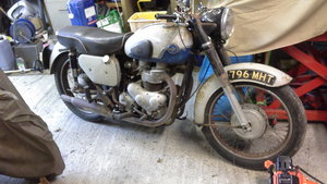 Picture of Lot 122 - A 1961 AJS 650 Model - 28/10/2020 SOLD by Auction