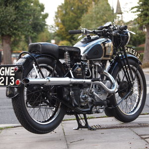 1937 AJS 350 Model 26 In Very Usable Lovely Condition.