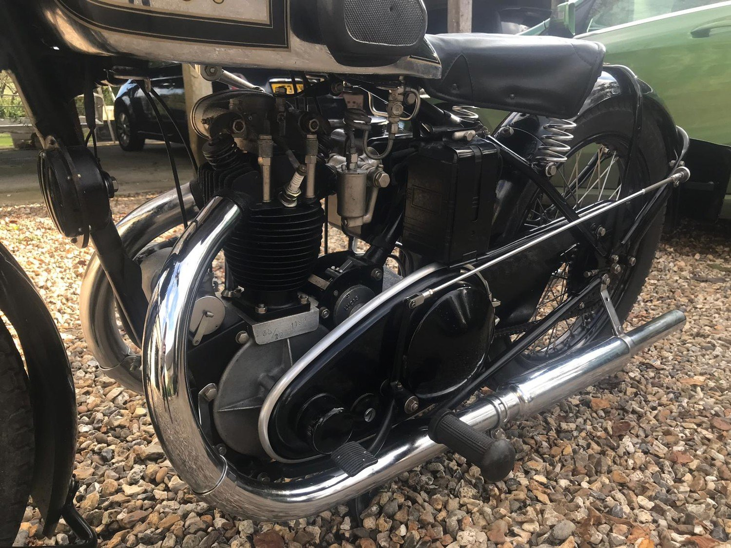 A 1935 AJS 250 - 11/11/2020 SOLD by Auction (picture 6 of 6)